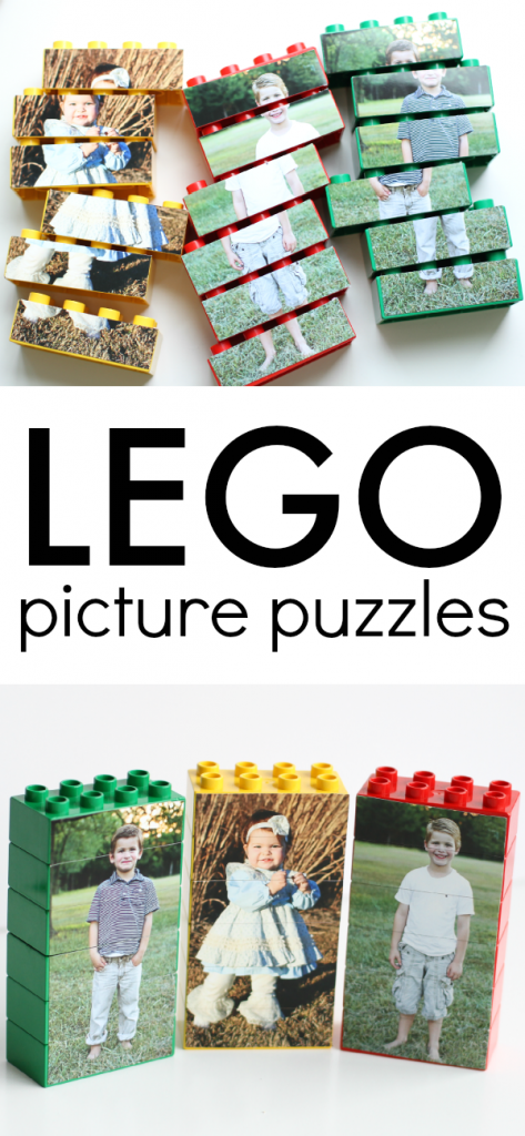 LEGO Picture Puzzles A Perfect Pastime
